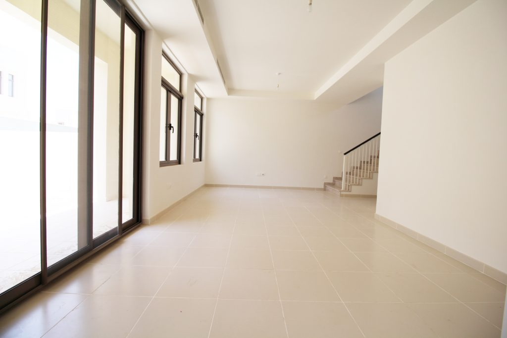 Type D, 3 Bedroom Townhouse + Maid's , Single Row 9