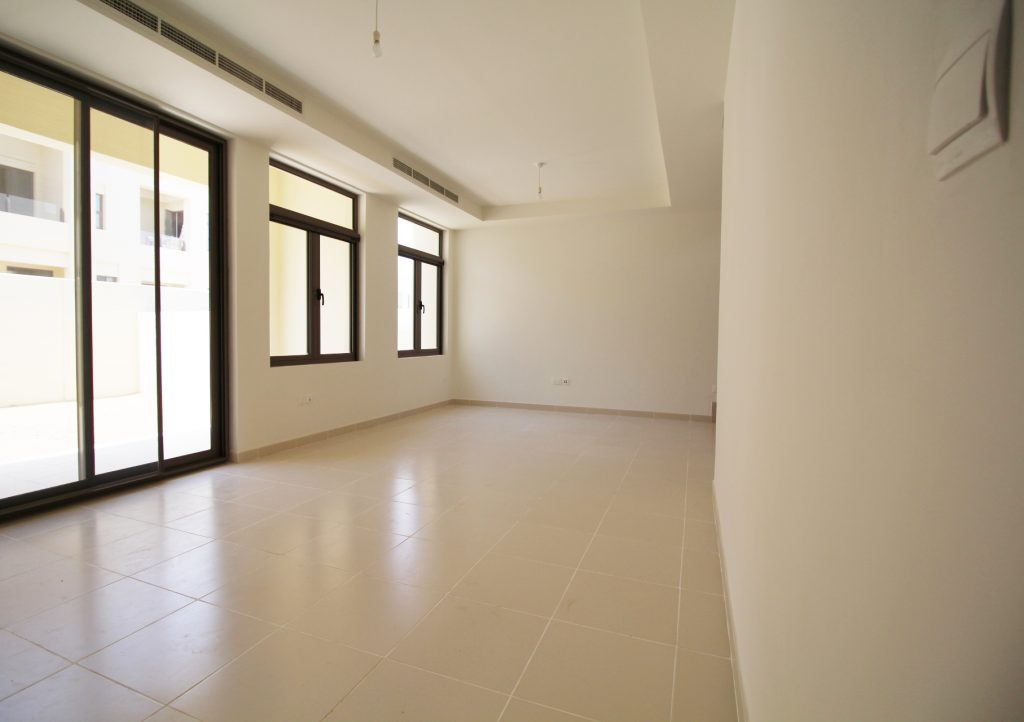 Type D, 3 Bedroom Townhouse + Maid's , Single Row 8
