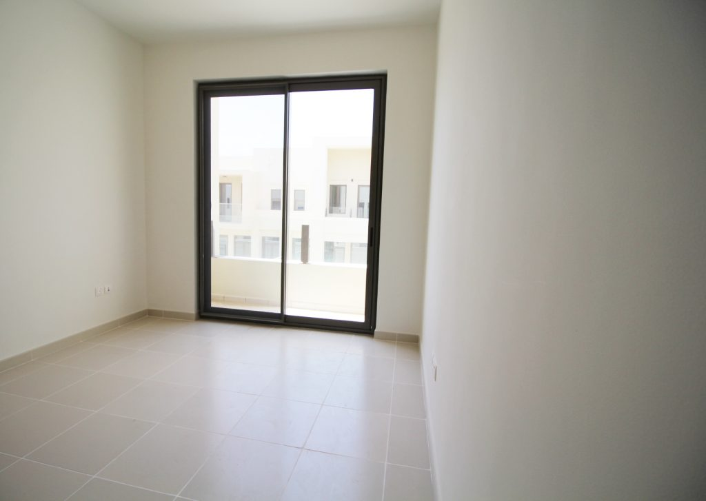 Type D, 3 Bedroom Townhouse + Maid's , Single Row 14