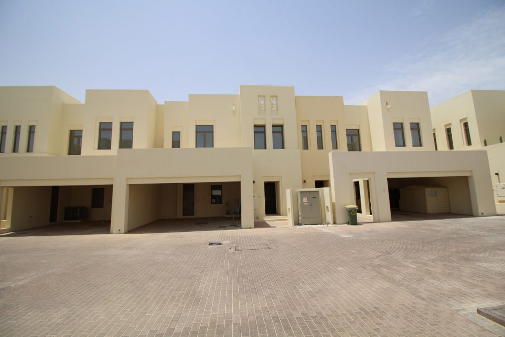 Type D, 3 Bedroom Townhouse + Maid's , Single Row 3