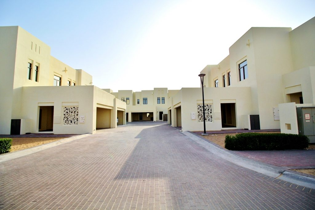 Close to Pool and Park, Type A - 3 Bedroom Townhouse, Corner Plot 14