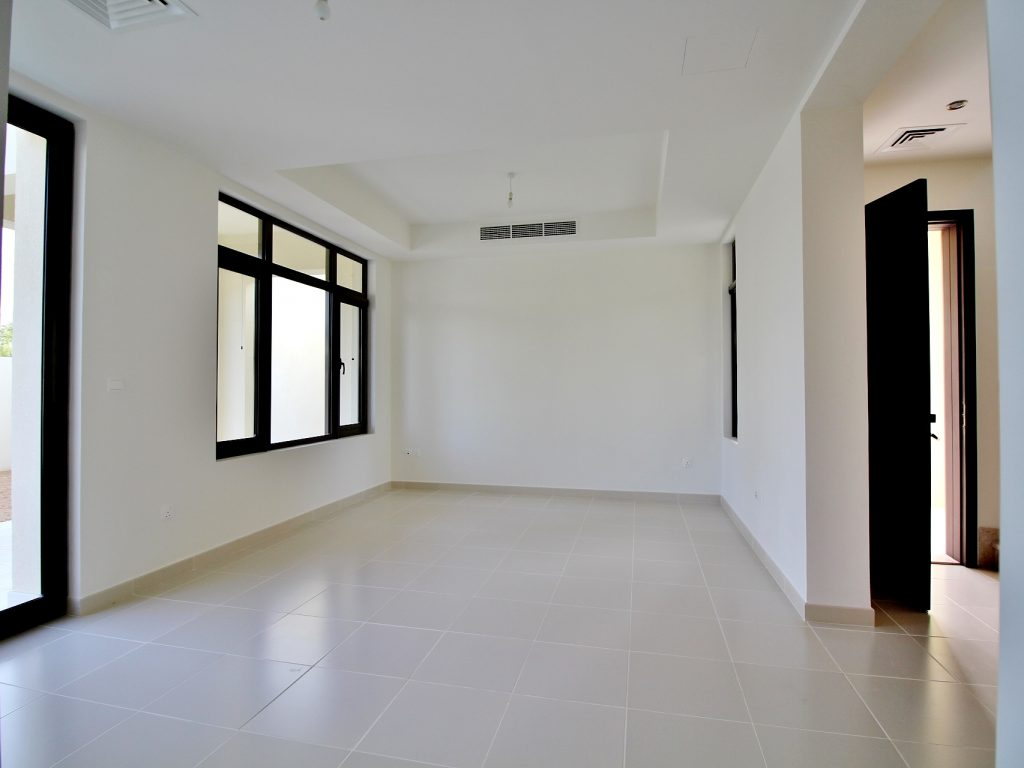Close to Pool and Park, Type A - 3 Bedroom Townhouse, Corner Plot 6