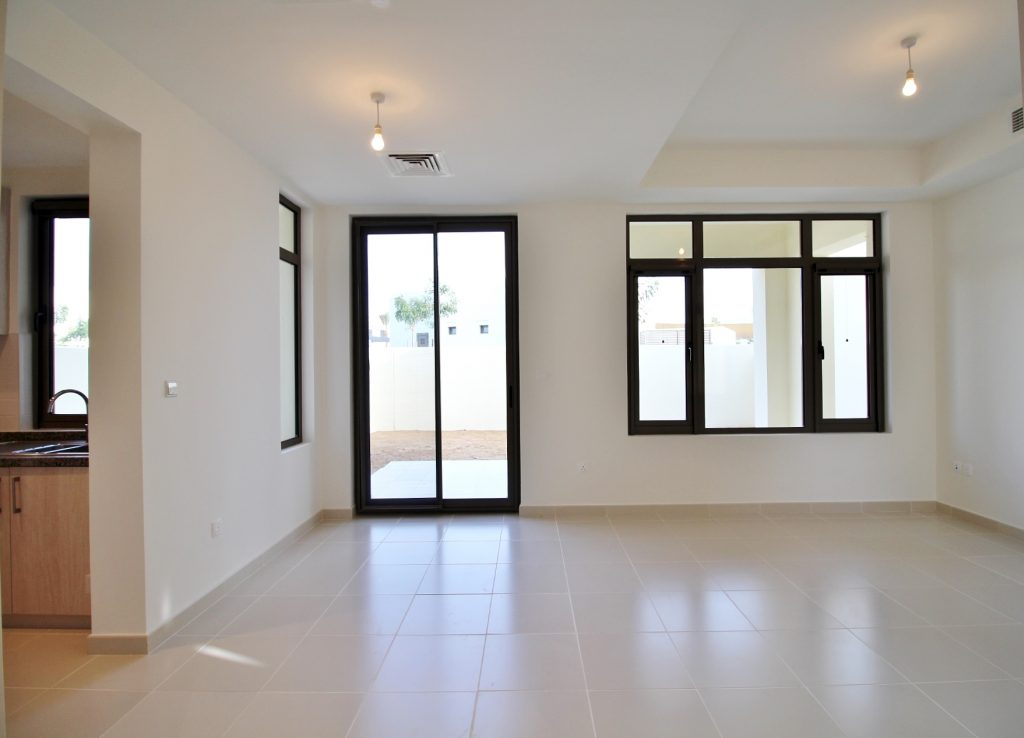 Ready to Move in! Type A, 3 Bedroom Townhouse + Maid's  in Mira Oasis 2 Available For Rent 4