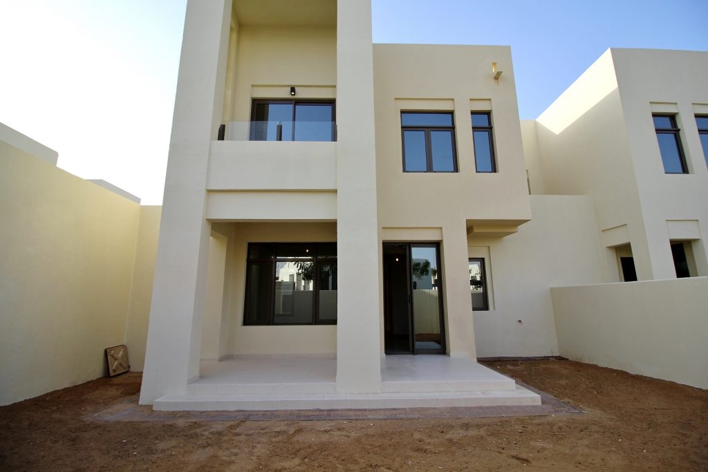Close to Pool and Park, Type A - 3 Bedroom Townhouse, Corner Plot 13
