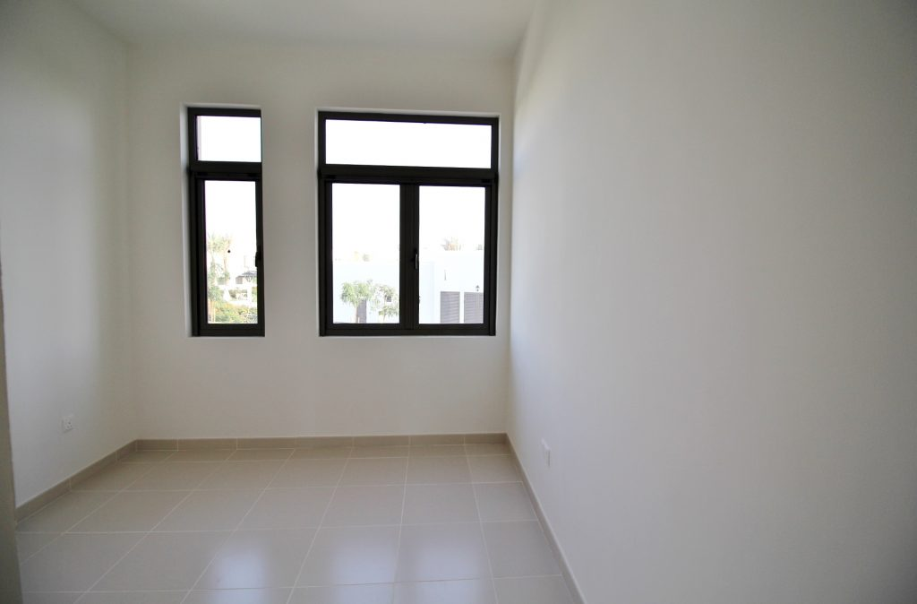 Close to Pool and Park, Type A - 3 Bedroom Townhouse, Corner Plot 11