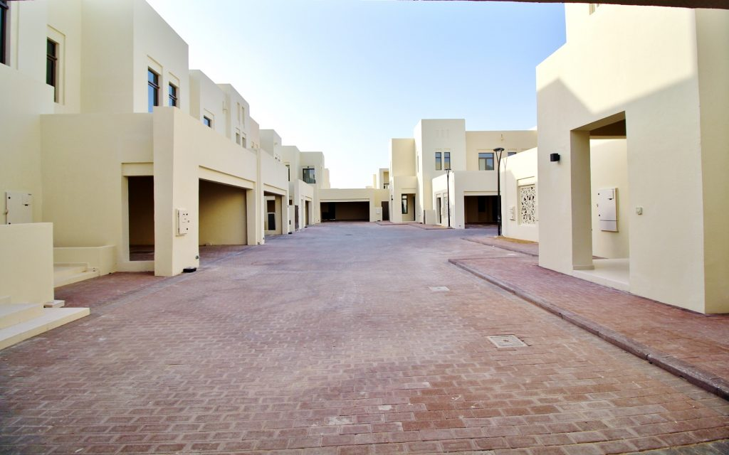 Close to Pool and Park, Type A - 3 Bedroom Townhouse, Corner Plot 3
