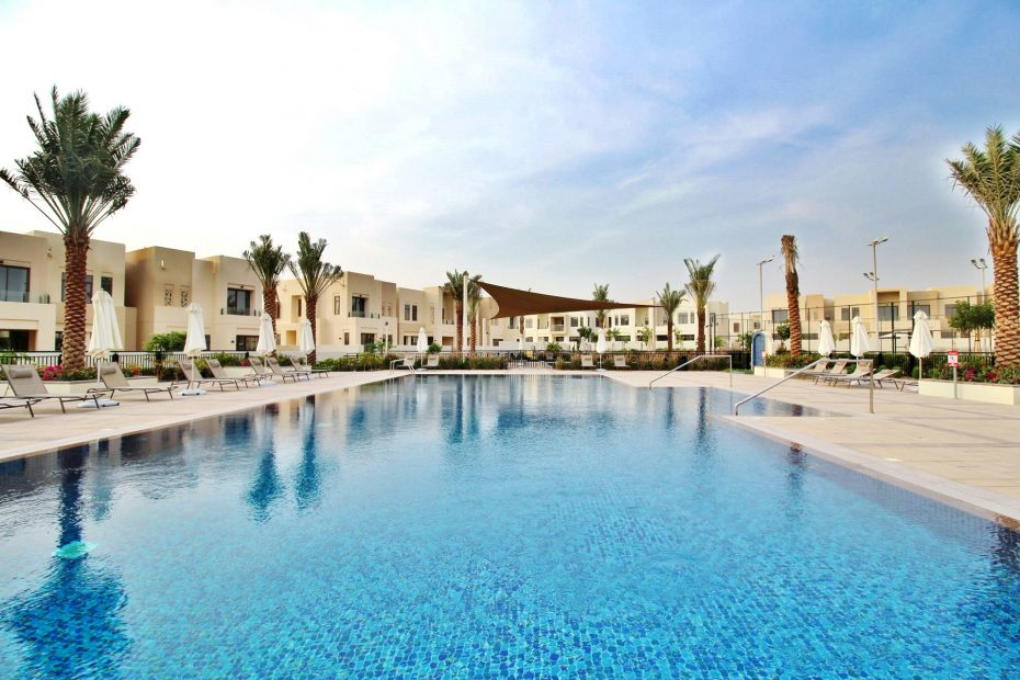 Ready to Move in! Type A, 3 Bedroom Townhouse + Maid's  in Mira Oasis 2 Available For Rent 1